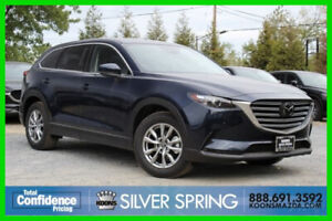 2019 Mazda CX-9 Touring 2019 Touring New Turbo 2.5L I4 16V Automatic AWD SUV Premium Bose Moonroof