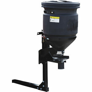 Buyers UTVS16 Hitch-Mount ATV Spreader15-Gallon Capacity