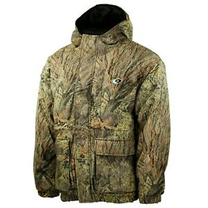Bowman Waterproof Breathable Insulated Camo Hunting Jacket