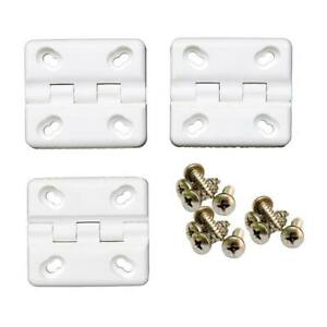 Cooler Shield Replacement Hinge For Coleman Coolers 3pk CA76313