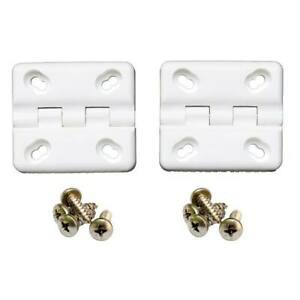 Cooler Shield Replacement Hinge For Coleman Coolers 2pk CA76312