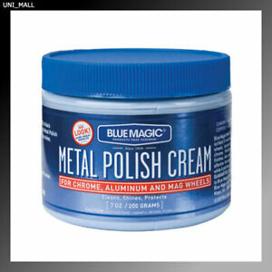 BLUE MAGIC 400-06 Metal Polish Cream 7oz