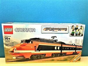 LEGO Creator Horizon Express Passenger Bullet Train 10233 Expert **NEW SEALED**