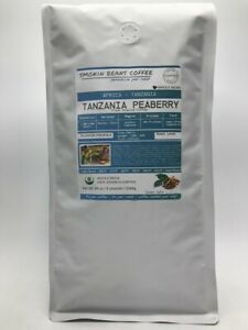 8oz/5lb - Tanzania Peaberry – African – Premium Fresh Roasted To Order Coffee