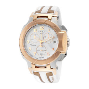 Tissot T0484172701200 Women's T-Sport T-Race Quartz Chrono Watch