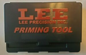 Lee 90250  Ergo Prime Auto Prime Hand Priming Tool *PRIORITY INSURED SHIPPING*