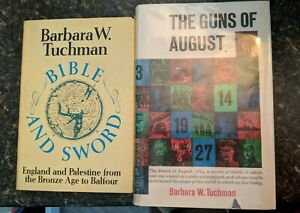 Barbara W. Tuchman Book Lot