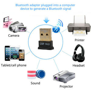 Bluetooth 4.0 USB Low Energy Micro Adapter Dongle for PC with Windows 108.18