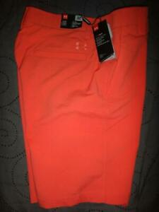 UNDER ARMOUR GOLF DRESS SHORTS SIZE 40 38 36 34 32  MEN NWT $64.99