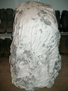 Wild Things USMC White Out Overwhites Pack Cover Type ll - Snow MARPAT Size XL