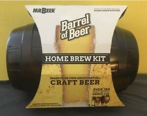 Mr. Beer Barrel of Beer Beer Making Kit Craft Brew 2 Gallons at Home New