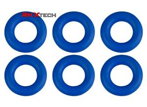 RKX Fuel Injector O ring Seal X6 for Audi 3.2L V6 engine 06E998907G $17.95