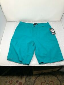 NEW HURLEY SHORTS OAO SOUTHSIDE LIGHT WEIGHT BLUE MENS 30 $24.00
