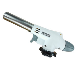 Chef BBQ Flame Jet Gun Butane Gas Torch Cooking Outdoor Auto Ignition -A