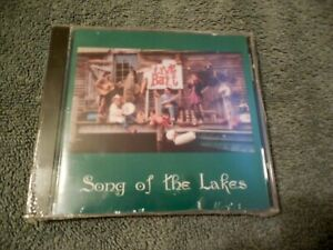 Live Bait Song Of The Lakes CD NEW Michigan Folk 1993
