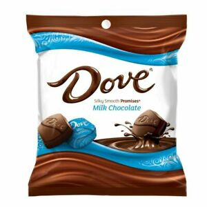 2 PACK DOVE Promises Chocolate  *YOU CHOOSE MILK, DARK OR A MIX OF BOTH~NEW~