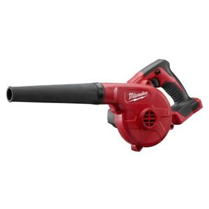 Milwaukee 0884 20 M18 100 CFM Compact Variable 3 Speed Blower with 9quot; Extension