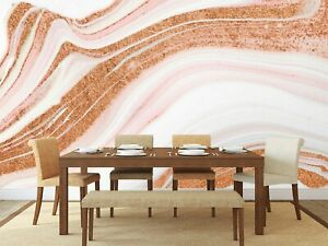 3D Pink Texture PKE018 Business Wallpaper Wall Mural Self adhesive Commerce Kay