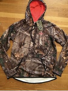 Under Armour Hunting Hoodie womens Nwt 1286056 946 Realtree Camouflage s Small $34.99