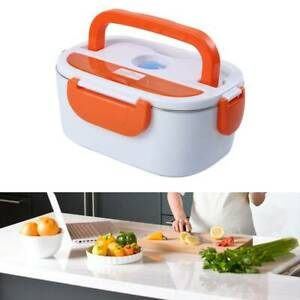 1.5L Electric Heating Lunch Box Food Storage Heater Meal Warmer Container 110V