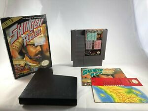 Shingen the Ruler Nintendo Entertainment System 1990 NES CIB with map $24.99