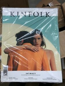 KINFOLK Magazine Winter 2019 Issue 34 INTIMACY