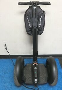 NICE SEGWAY I2 1587 MILES with SEGWAY BAG GOOD TIRES GOOD BATTERY