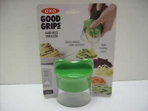 Oxo Soft Works  Hand-Held Vegtable Spiralizer New /Sealed