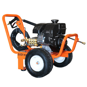 Easy-Kleen Commercial Action Series 4000 PSI (Gas -Cold) Pressure Washer w K...