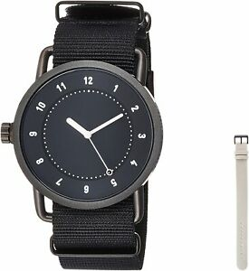 [Tid Watch] TID Watches Designer's Watch Belt Set Starter Kit TID 01 - BK
