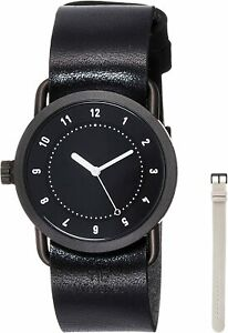 [Tid Watch] TID Watches Designer's Watch Belt Set Starter Kit TID 01-36 BK