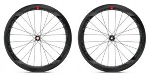 Fulcrum Wind 55 DB CL Disc Brake Carbon Tubeless Road Bike Wheels 12x100 12x142 $1550.00