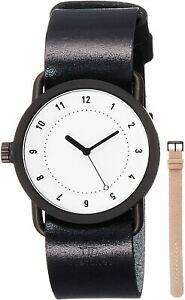 [Tid Watch] TID Watches Designer's Watch Belt Set Starter Kit TID 01-36 WH
