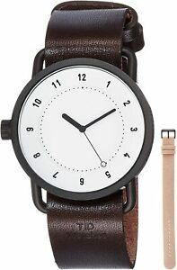 [Tid Watch] TID Watches Designer's Watch Belt Set Starter Kit TID 01 - WH