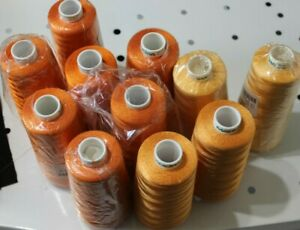 MADEIRA Embroidery Thread 11 Large Spools NEW $49.99