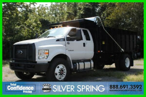 2019 Ford F-650SD  2019 New Automatic RWD Pickup Truck