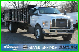 2019 Ford F-750SD  2019 New Automatic RWD Pickup Truck Premium