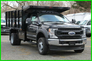 2020 Ford F-550 Chassis XL 2020 XL New Automatic 4WD Pickup Truck