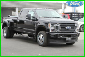 2020 Ford F-350 Limited 2020 Limited New Turbo 6.7L V8 32V Automatic 4WD Pickup Truck Moonroof Premium