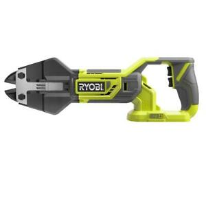 RECON - Ryobi P592 18V 18-Volt ONE+ Cordless Bolt Cutters - Tool Only !!!