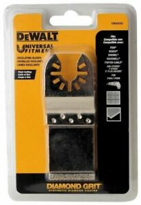 DEWALT DWA4242 Universal Fitment Diamond Flush Cut Oscillating Blade