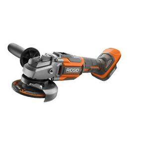 RECON - RIDGID R86042B Brushless 18V OCTANE 4-1/2 In. Angle Grinder (Tool Only)