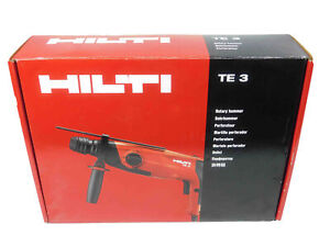 Hilti TE 3 C SDS Plus Rotary Hammer Drill 120V Tool Only