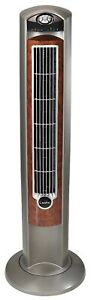 Lasko T42954 Wind Curve Portable Electric Oscillating Stand Up Tower Fan with Re