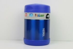 THERMOS FUNTAINER Food Jar 10 oz Blue NEW