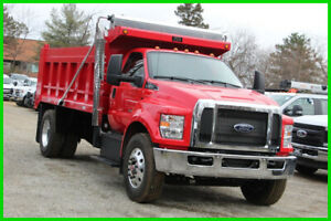 2021 Ford F-750SD  2021 New Automatic RWD Pickup Truck