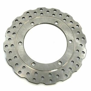 Replacement Wavy Stainless Steel Rear Brake Disc Yamaha YZF R1 02 03 GBP 24.99