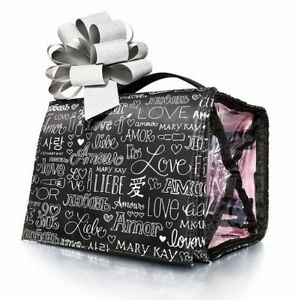 NEW! MARY KAY TRAVEL ROLL UP BAG COSMETIC ORGANIZER WHOOK & REMOVABLE POUCHES