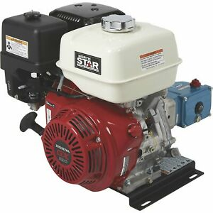 NorthStar Pressure Washer Kit wHonda GX390 Eng 3.5 GPM 4200 PSI CAT 66DX Pump