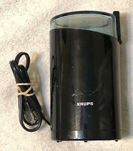 KRUPS Coffee Bean and Spice Mill Grinder Stainless Steel Blades Type 203